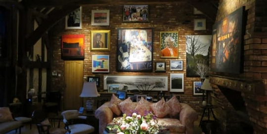 barn interior design. Period Barn, Buckinghamshire · Interior Design Barn W
